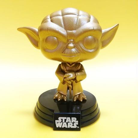 ファンコ ポップ 『スター・ウォーズ』ゴールド ヨーダ  FUNKO POP! Gold Star Wars™ Pop!  Yoda
