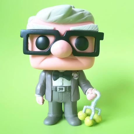 ファンコ ポップ 『カールじいさんの空飛ぶ家』カール・フレドリクセン FUNKO POP! Disney Pixar UP   CARL