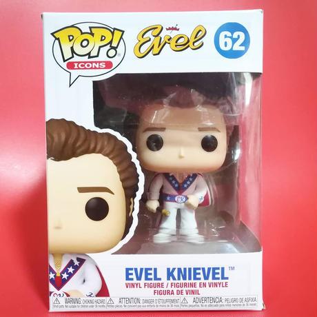 ファンコ  ポップ  イーベル・ニーベル Funko POP!  Evel Knievel