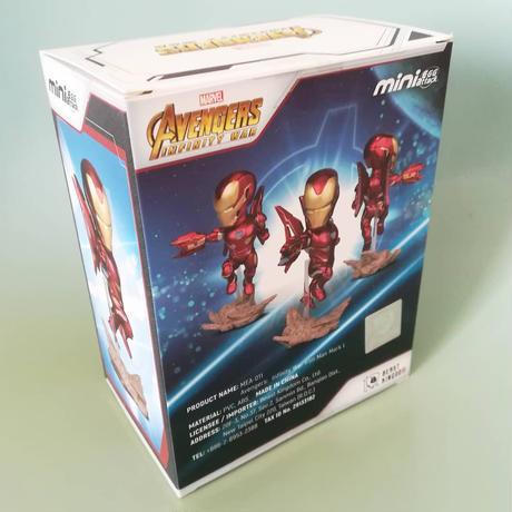 ミニ・エッグアタック 『アベンジャーズ/エンドゲーム』シリーズ1 アイアンマン・マーク50