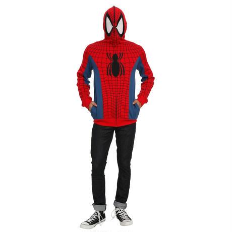 『スパイダーマン 』 コスプレ・パーカー