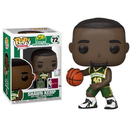 2020 春のコンベンション限定 ファンコ ポップ NBA  ショーン・ケンプ FUNKO POP! Shawn Kemp