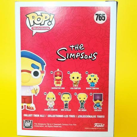 2020 春のコンベンション限定 ファンコ ポップ 『シンプソンズ』ミルハウス FUNKO POP! The Simpsons  Milhouse