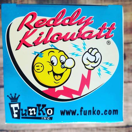 2010年頃 ファンコ ワッキーワブラー 『レディーキロワット』 Funko Wacky Wobbler Reddy Kilowatt