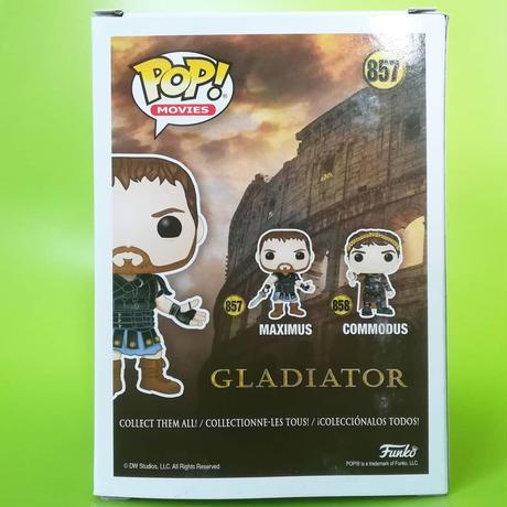ファンコ  ポップ 『グラディエーター』マキシマス  FUNKO POP! Gladiator     Maximus
