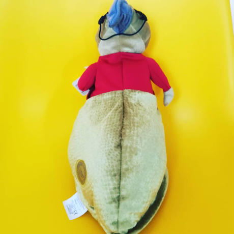 2013年『モンスターズ・インク』ロズのぬいぐるみ Monsters Inc.  ROZ  Plush Doll