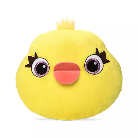 トイストーリー4 DisenyStore  ダッキー&バニー クッションセット  Toy Story 4   Ducky & Bunny Plush Pillow set