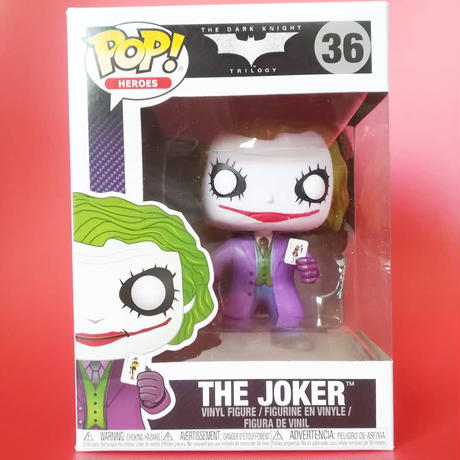 ファンコ ポップ 『ダークナイト』 ジョーカー FUNKO POP! The Dark Knight The Joker
