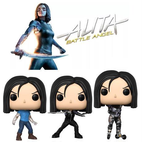 ファンコ ポップ  『アリータ:バトル・エンジェル』 アリータ FUNKO  POP! Alita: Battle Angel
