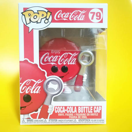 ファンコ ポップ  コカ・コーラ ボトルキャップ Funko Pop! COCA-COLA BOTTLE CAP