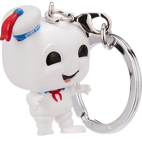 ゴーストバスターズ 35周年    ファンコ・ポップ キーチェーン マシュマロマン   Funko Pop! Keychains: Ghostbusters - Stay Puft