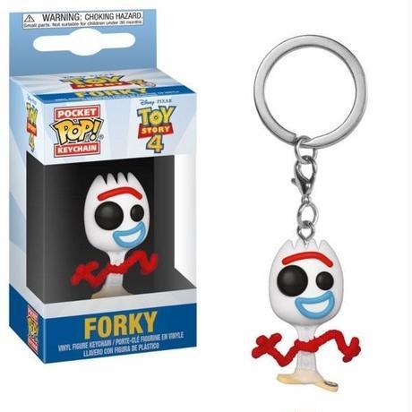 トイストーリー4 ファンコ ポップ ポケット キーチェーン  FUNKO POP!POCKET  Key Chain