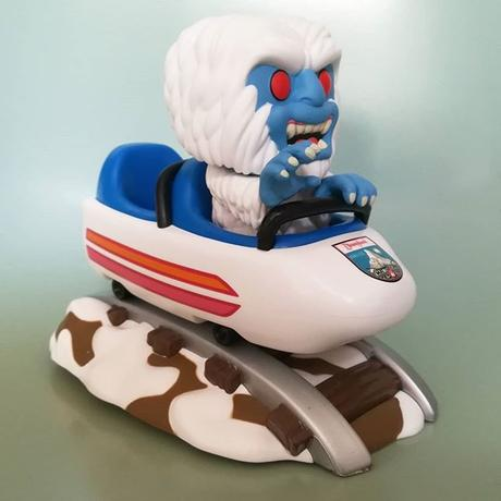 Disney Parks限定  ファンコ ポップ  マッターホーン・ボブスレー Funko Pop! Matterhorn Bobsled with Abominable Snowman