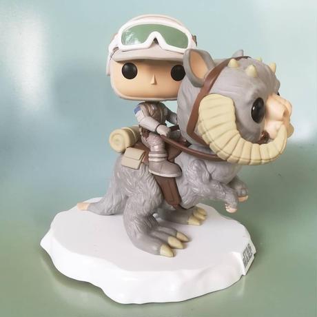 ファンコ ポップ  「スターウォーズ」ルークwith トーントーン FUNKO  POP! Star Wars Luke Skywalker with Tauntaun