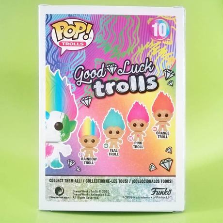 ファンコ ポップ 『トロール 』【DIY】   Funko Pop! Good Luck Trolls  (DIY)