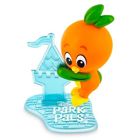 ディズニーパークス限定 フロリダ・オレンジ・バード フィギュア  Orange Bird Disney Park Pals Figure