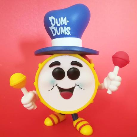 2020 コミコン限定 ファンコ ポップ ダムダムズ ドラムマン  Funko Pop! DUM-DUMS DRUM MAN