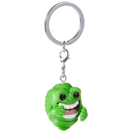 ゴーストバスターズ 35周年    ファンコ・ポップ キーチェーン スライマー    Funko Pop! Keychains: Ghostbusters - Slimer