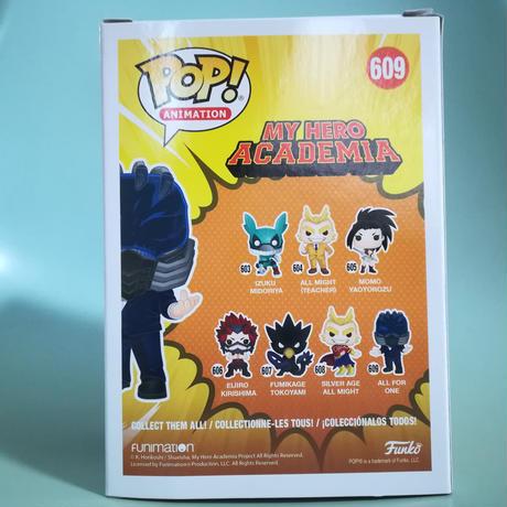 ファンコ ポップ 『僕のヒーローアカデミア』オールフォーワン FUNKO POP! My Hero Academia  ALL FOR ONE