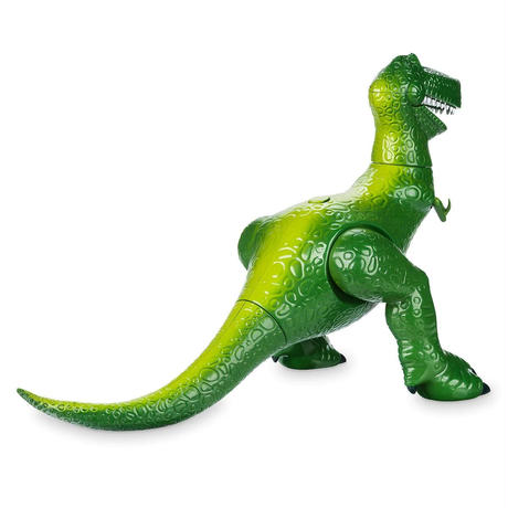 トイストーリー4 DisenyStore   レックス  インタラクティブ・トーキング フィギュア    Rex Interactive Talking  Figure