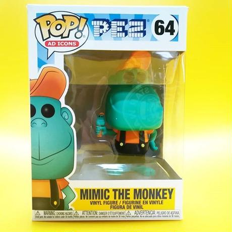 ファンコ ポップ  ペッツ ミミック・ザ・モンキー FUNKO  POP!    PEZ  Mimic the Monkey