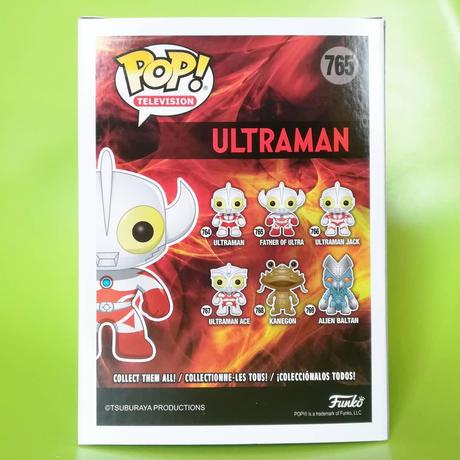 ファンコ  ポップ 「 ウルトラマン」ウルトラの父 Funko POP!  ULTRAMAN - FATHER OF ULTRA