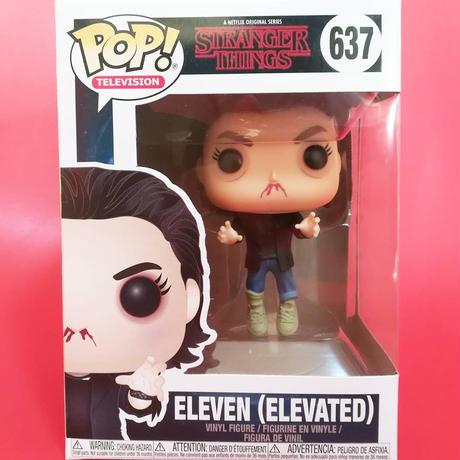 ファンコ ポップ 『ストレンジャー・シングス』   イレブン(浮遊版) FUNKO POP!  STRANGER THINGS   Eleven  (Elevated)