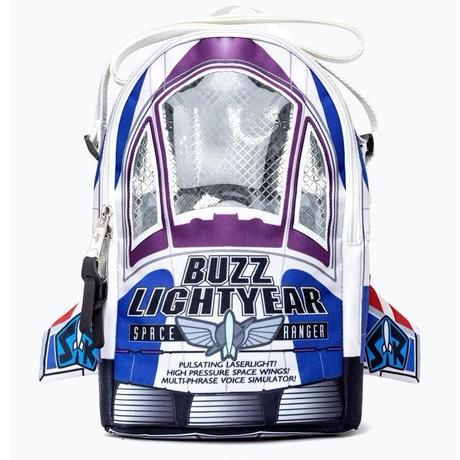 トイストーリー  Hype バズライトイヤー ボックス サイドバッグ Buzz Lightyear Box Side Bag
