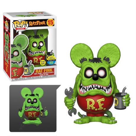 2019 コミコン限定 ファンコ  ポップ  ラットフィンク 【グーローインサダーク】 Funko POP! Ratfink (Glow in the Dark)