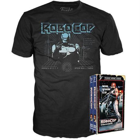 ファンコ VHSパッケージTシャツ 『ロボコップ』 Funko Tee: VHS - ROBOCOP