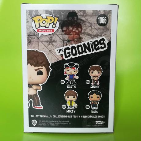 ファンコ ポップ 『グーニーズ』チャンク Funko POP Movies: The Goonies- Chunk
