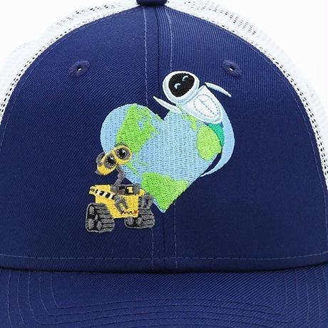 ディズニー ピクサー ウォーリー  ニューエラ メッシュキャップ Disney Pixar Wall-E New Era 9Forty   Recycled Cap
