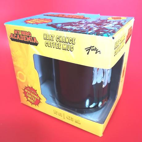 『僕のヒーローアカデミア』 温度で柄が変わる ヒートチェンジ マグカップ