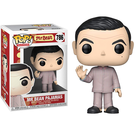 ファンコ ポップ ミスタービーン(パジャマ) FUNKO POP!  Mr.Bean Pajamas
