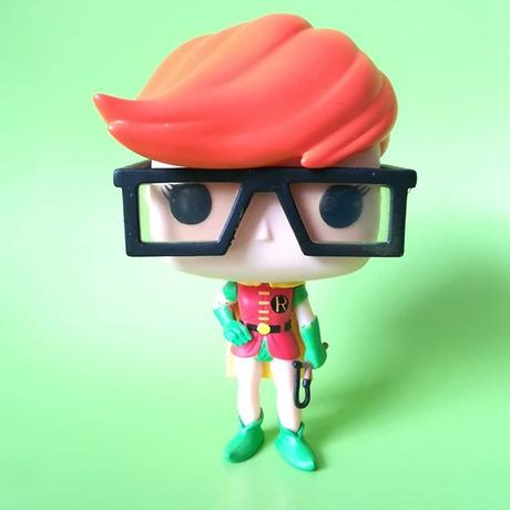 2017年 ファンコ  ポップ  キャリー・ケリー・ロビン Funko POP! Carrie Kelley Robin (The Dark Knight Returns)
