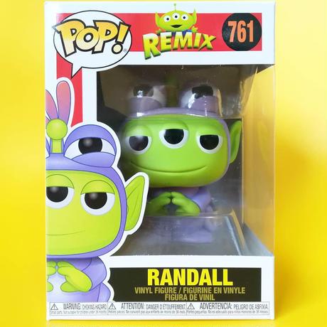 ファンコ ポップ トイストーリー エイリアン リミックス ランドール FUNKO POP! TOY STORY ALIEN REMIX - Randall