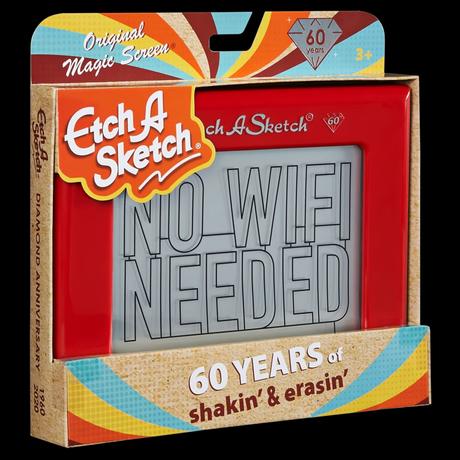 Ohio Art クラシック エッチ・ア・スケッチ 60周年記念 Classic Etch A Sketch  60th anniversary