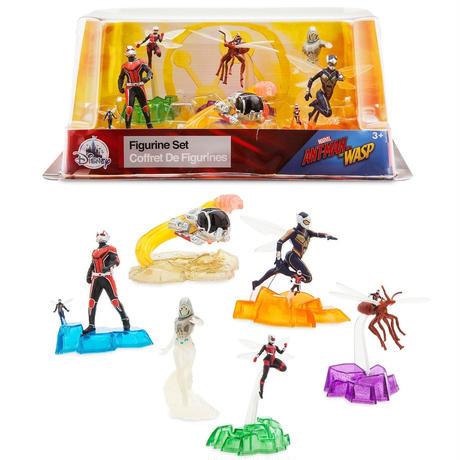 マーベル  アントマン & ワスプ フィギュアセット  Ant-Man and The Wasp Figure  Set
