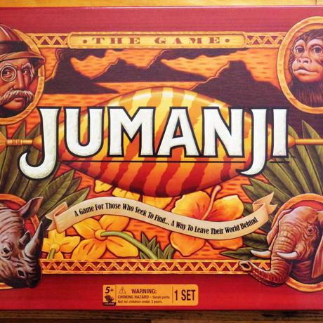 『ジュマンジ』 ボードゲーム   Jumanji the Game