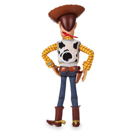 トイストーリー4 DisenyStore  ウッディ  インタラクティブ・トーキング フィギュア  Toy Story 4  Woody Interactive Talking  Figure