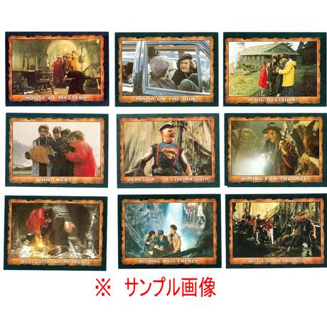 1985年のデッドストック!映画『グーニーズ』Topps社 トレーディングカード 1パック