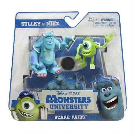 モンスターズ・ユニバーシティ Scare Pairs Sulley & Mike