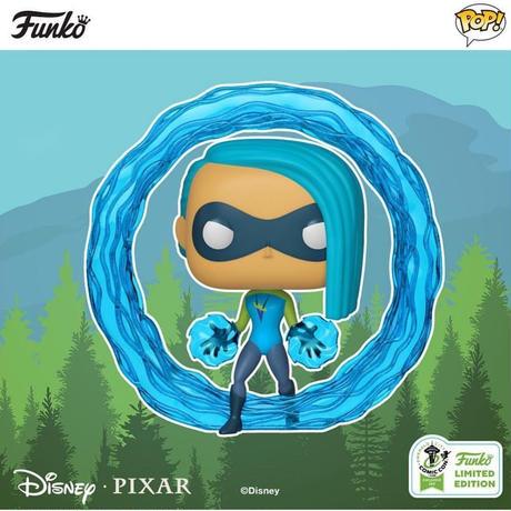 2019 春のコンベンション限定 ファンコ ポップ 『インクレディブル・ファミリー』ヴォイド  FUNKO POP! Incredibles2 Voyd