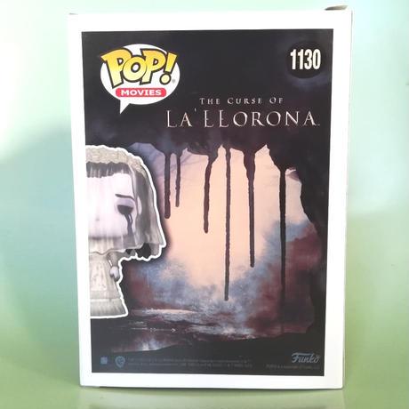 ファンコ  ポップ  映画『ラ・ヨローナ〜泣く女〜』   FUNKO POP!  The Curse of La Llorona