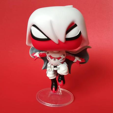 ファンコ ポップ  マーベル 「インフィニティ・ワープ」アラクナイト FUNKO POP! MARVEL INFINITY WARPS - Arch-Knight