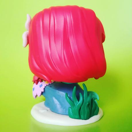 ファンコ ポップ ディズニー:アルティメット・プリンセス アリエル  FUNKO DISNEY  POP! DISNEY Ultimate Princess- Ariel