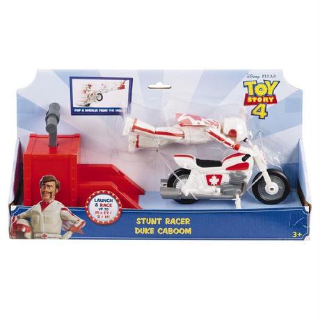 トイストーリー4  スタントレーサー・デューク・カブーン Toy Story 4 Stunt Racer Duke Caboom