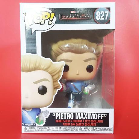 """ファンコ ポップ マーベル『ワンダヴィジョン』""""ピエトロ・マキシモフ"""" Funko Pop! Marvel: WandaVision - """"Pietro Maximof""""f"""