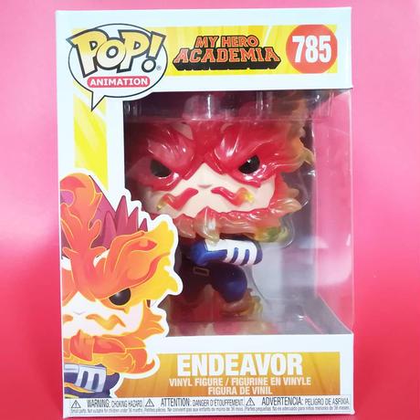 ファンコ ポップ 『僕のヒーローアカデミア』エンデバー  FUNKO POP! My Hero Academia  Endeavor