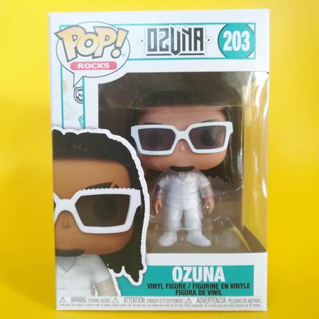 ファンコ ポップ   オズナ   Funko Pop! Rocks: Ozuna